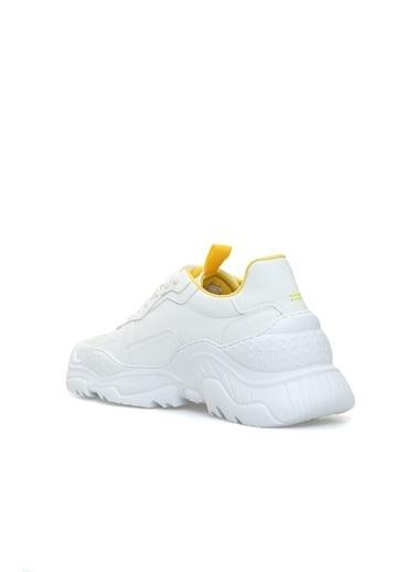 Divarese 5024455 Kadın Sneaker Beyaz